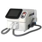 2018 CE approved double cooling laser diode hair removal nd yag laser q switched tattoo beauty salon equipment