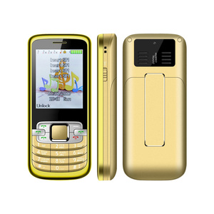 Make Your Own Phone 2.2 Inch Big Sound China GSM Keypad 4 SIM Card Mobile Phone
