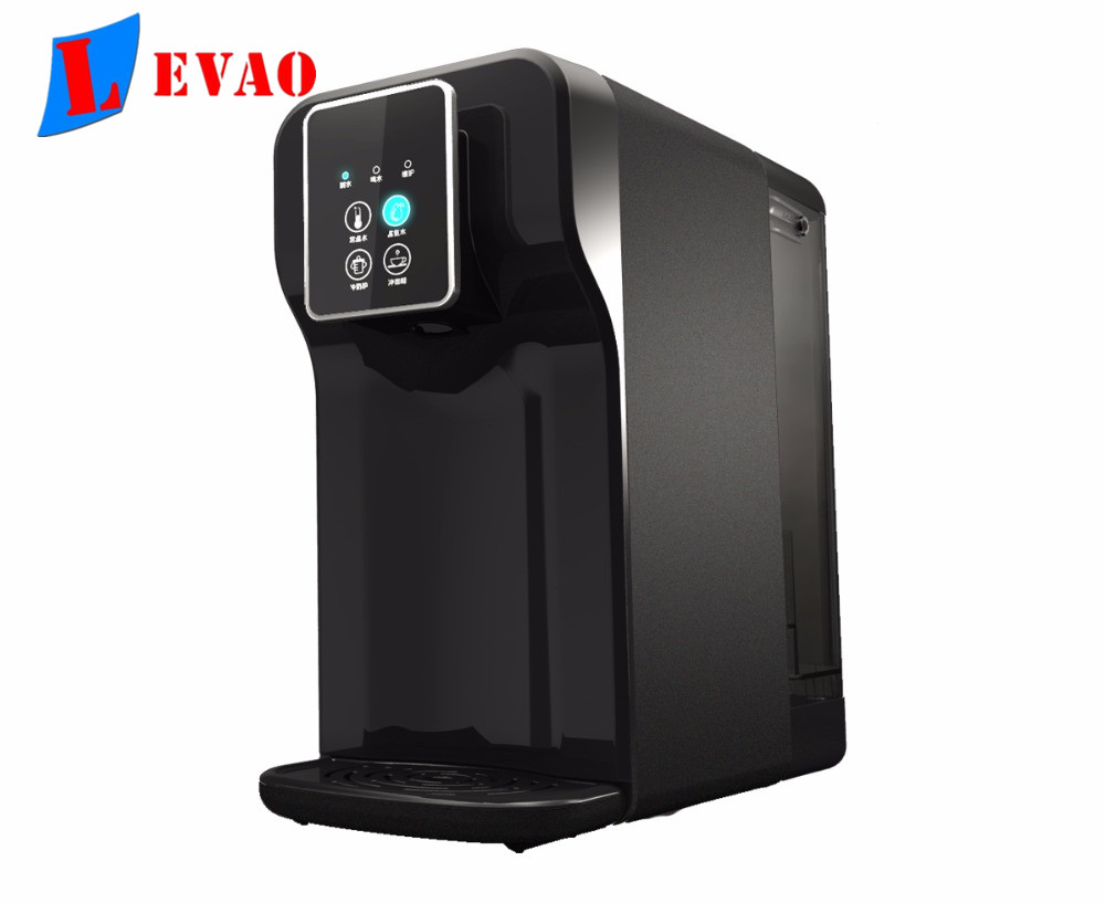 best selling Home us 5000ml rich hydrogen and RO water maker kettle water electrolysis machine mineral energy alkaline water