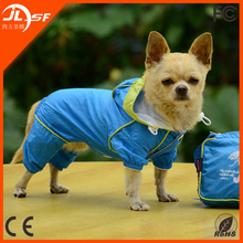Professional Waterproof Sports and Leisure Summer Pet Clothes Dog Rain Coat for Sale