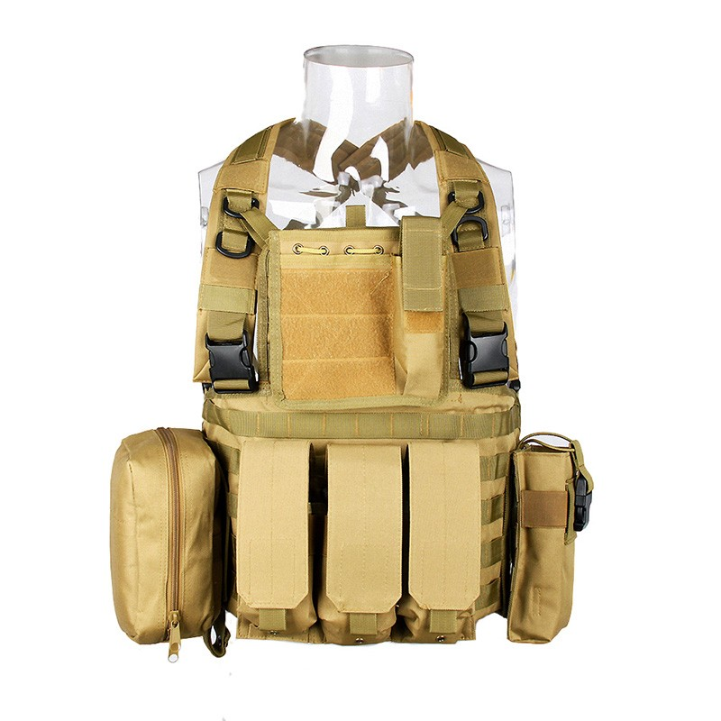 2017 Military tactical air soft vest Safety police vest wire bulletproof safety reflective man sports vest