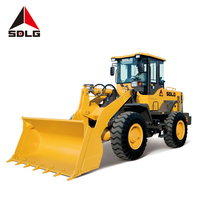 SDLG 936 Wheel loader SDLG LG936L Loader used for farm working