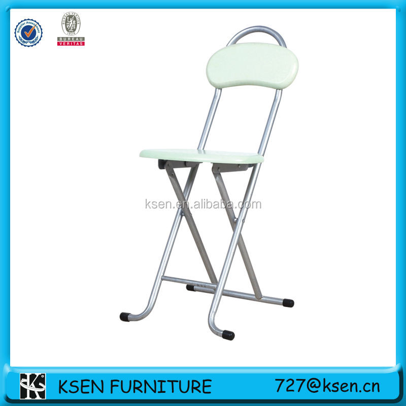 Wholesale Small Metal Folding Chairs KC 7316