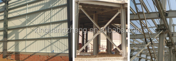 Hot rolled JIS standerd H beam for warehouse construction