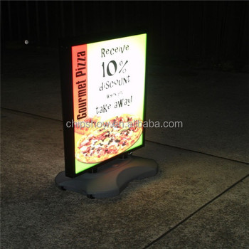 chipshow provide indoor led display advertising machine P3