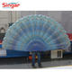 Beautiful belly dance inflatable wing,costume inflatable decors