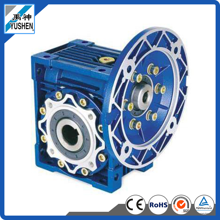 NMRV30/40 Ratio 400/900/3200 Gear Speed Reducer for Electric Motor