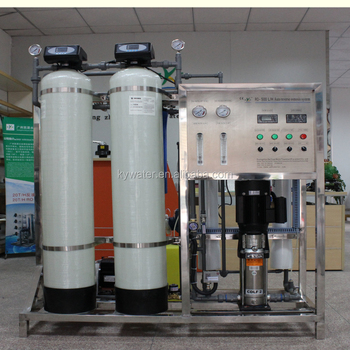 Automatic Backwash Ro Water Treatment Filter System 500lph - Buy Ro Water  Filter System,Ro Water Treatment Filter,Water Treatment Filter System