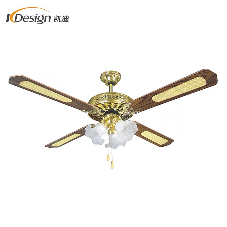 Clic Style Ceiling Fan Lamp 4 Blade