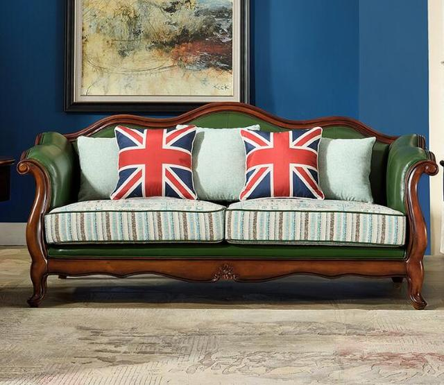 Bisini English Country Style Sofa