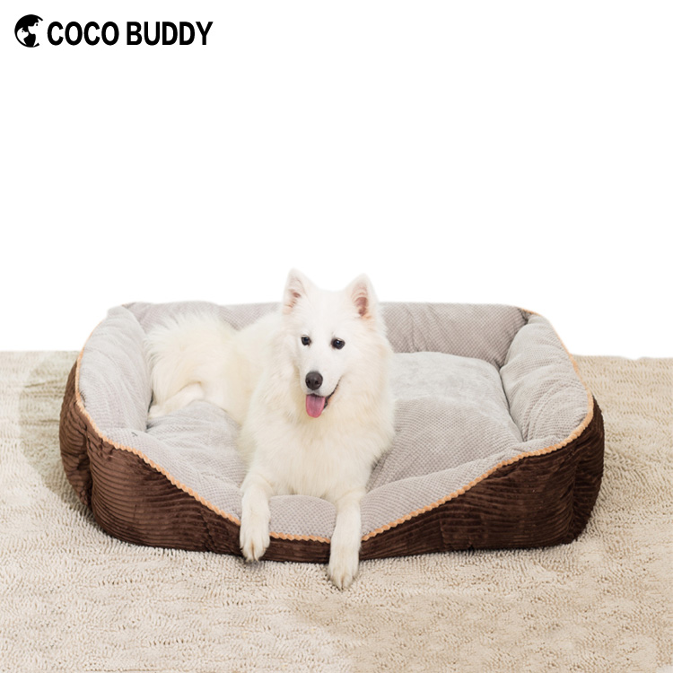 Double sided Big Size large dog bed House sofa Pet Dog Cat Warm Bed