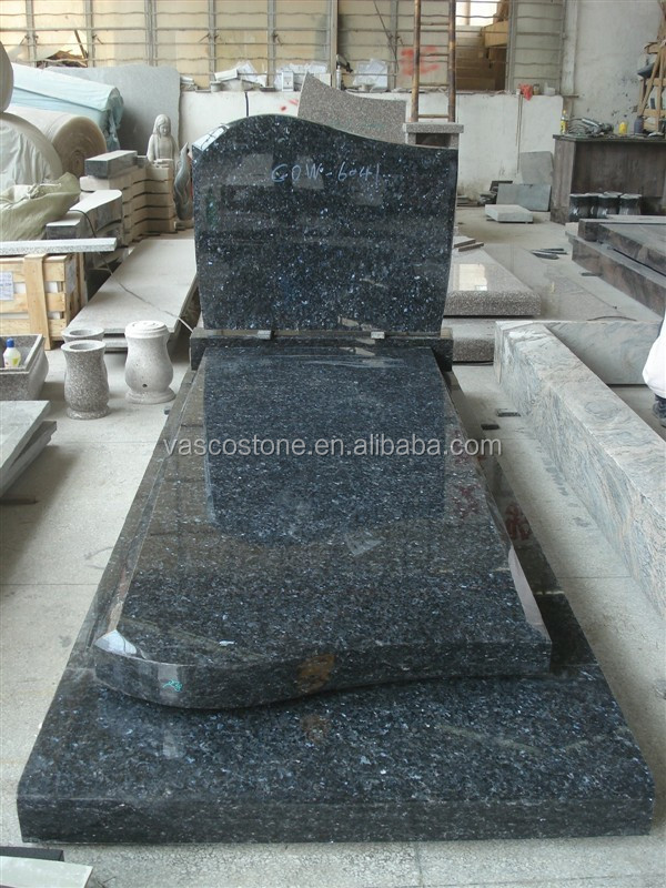 Professional supplier's cemetery headstone & tombstone