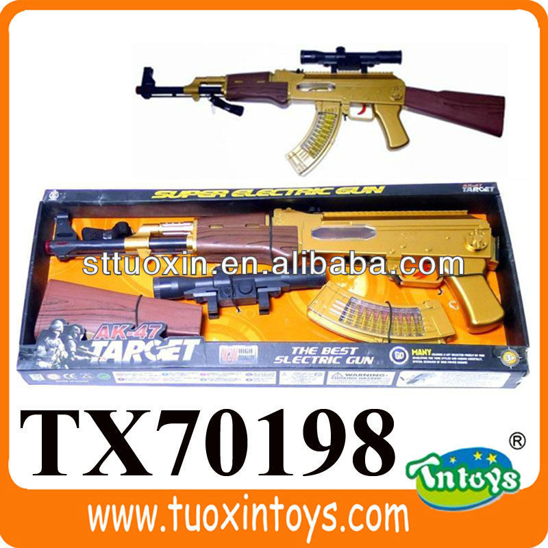 TX70198 imitation toy gun and weapons with light, music and infrared