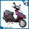 Bewheel classic cheap pedal moped 125cc gas scooter for adults