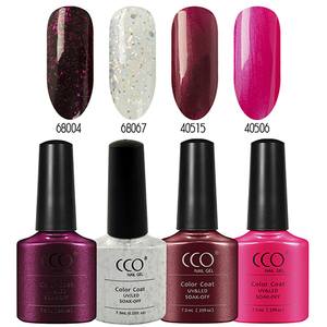 CCO Mini 7.3ML Soak Off Beauty Nail Printer Uv Gel Manicure Nail Polish With 183 Colors