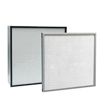 QINGHE Factory directly air filter supplier, 0.1 micron h13 ac furnace absolute air filter