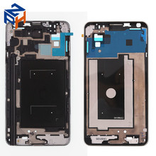 Hot Selling Cell Phone Front Frame For Samsung Galaxy Note 3 N9005 Bezel Housing Replacement