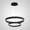 3 Years Warranty Europe Style Double Rings Modern LED Pendant Lights Chandelier Hanging Light Fixtures