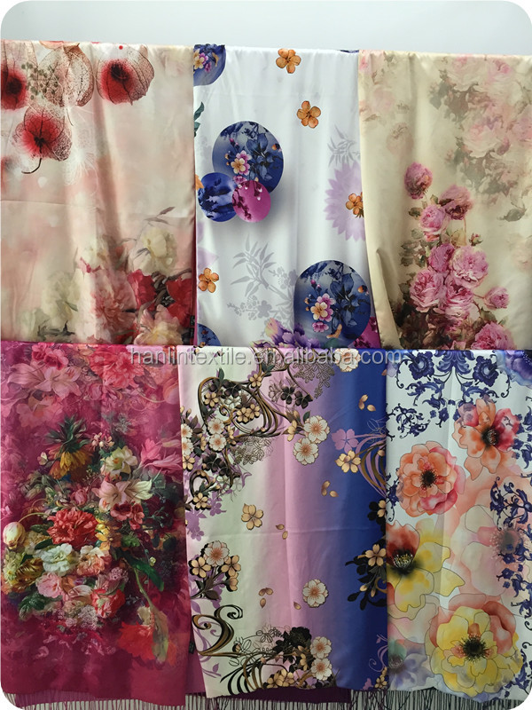 various OEM printed scarf for women