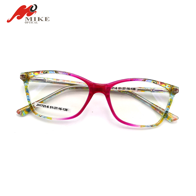 Reading Glasses Women Colorful Eyewear Presbyopic Glasses
