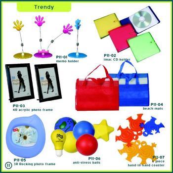 Corporate Gifts Singapore - Acrylic Photo Frame, Coaster, Stress Balls, Foldable Beach Mats