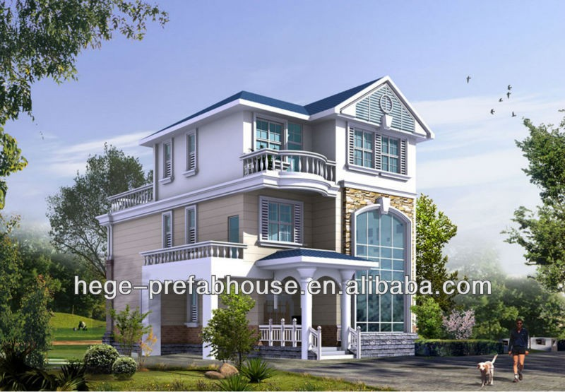 Prefabricated Garden House,Hut House Architectural Design Houses ...