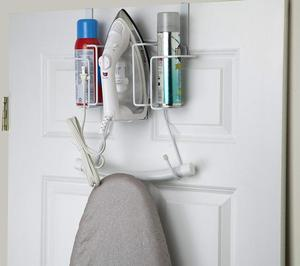 Inno-Crea Over the Door Hanging Iron Board Holder