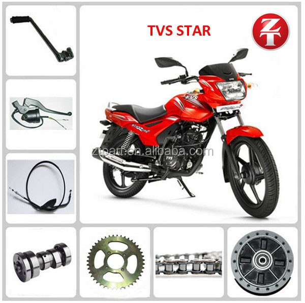 China High Quality Motorcycle TVS Star Spare Parts