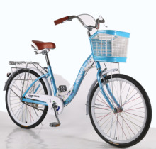 wholesale top quality women bicycle city bike with steel material frame cheap price utility  bicycle
