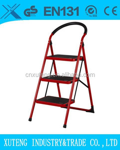 ladder roof hook,3-tier step ladder