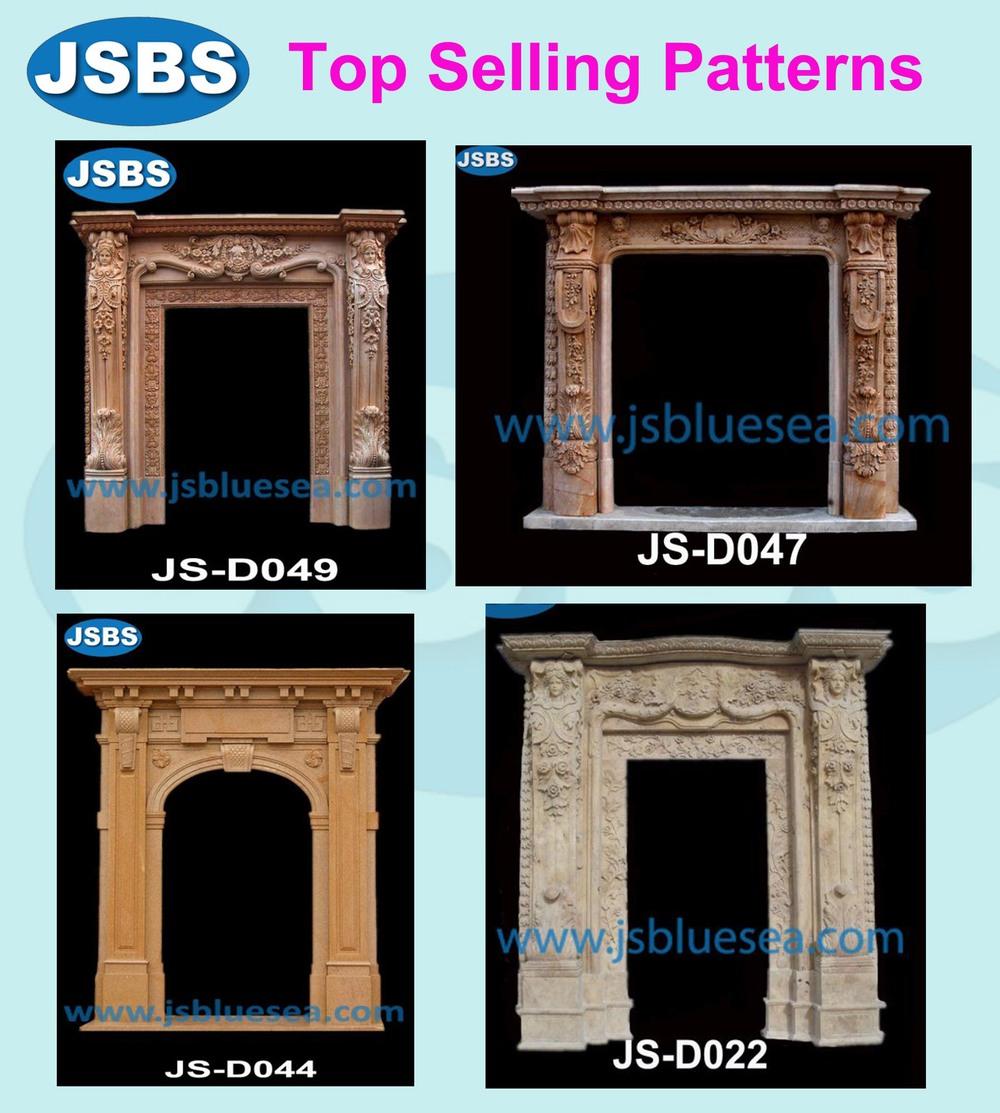 Arched top doors marble door threshold buy marble door for Granite a frame plans