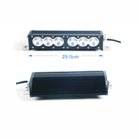 "YC052 11.3"" 60w 5400lm High Quality C ree Chip SUV Track LED Light Bar"