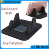 ABS Plastic Universal soft pvc mobile phone holders silicon