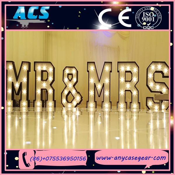 ACS Electronic Marquee Signs, led letters for Christamas