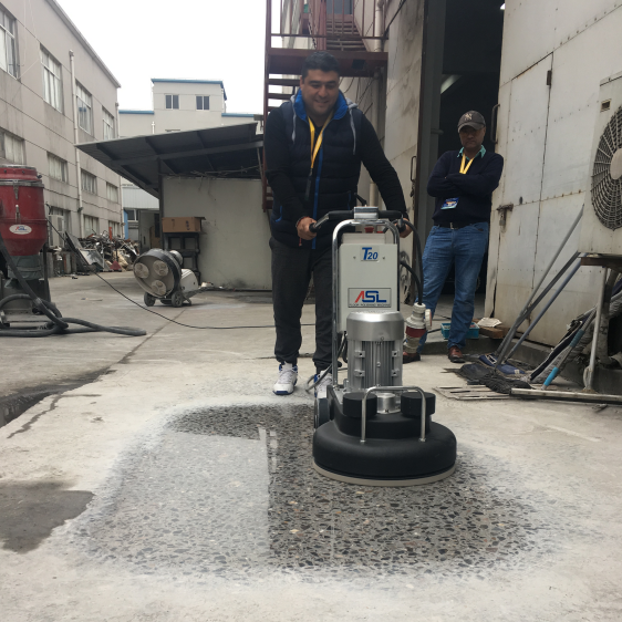 Asl T20 220v Concrete Floor Polisher And Buffing Machine 0 1800rpm Buy 220v Concrete Floor Polisher Concrete Floor Polisher Terrazzo Floor