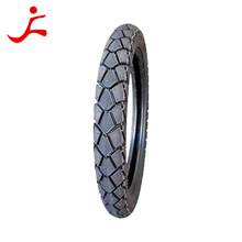 Chinese Manufacture Direct Sell Motorcycle Tubeless Tyre Mrf 3.00-17 3.00-18 4pr/6pr