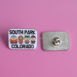 South Park cute cartoon winter decorative pin badge for kids
