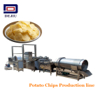 Lays Potato Chips Making Machine Semi Automatic Case Maker Price