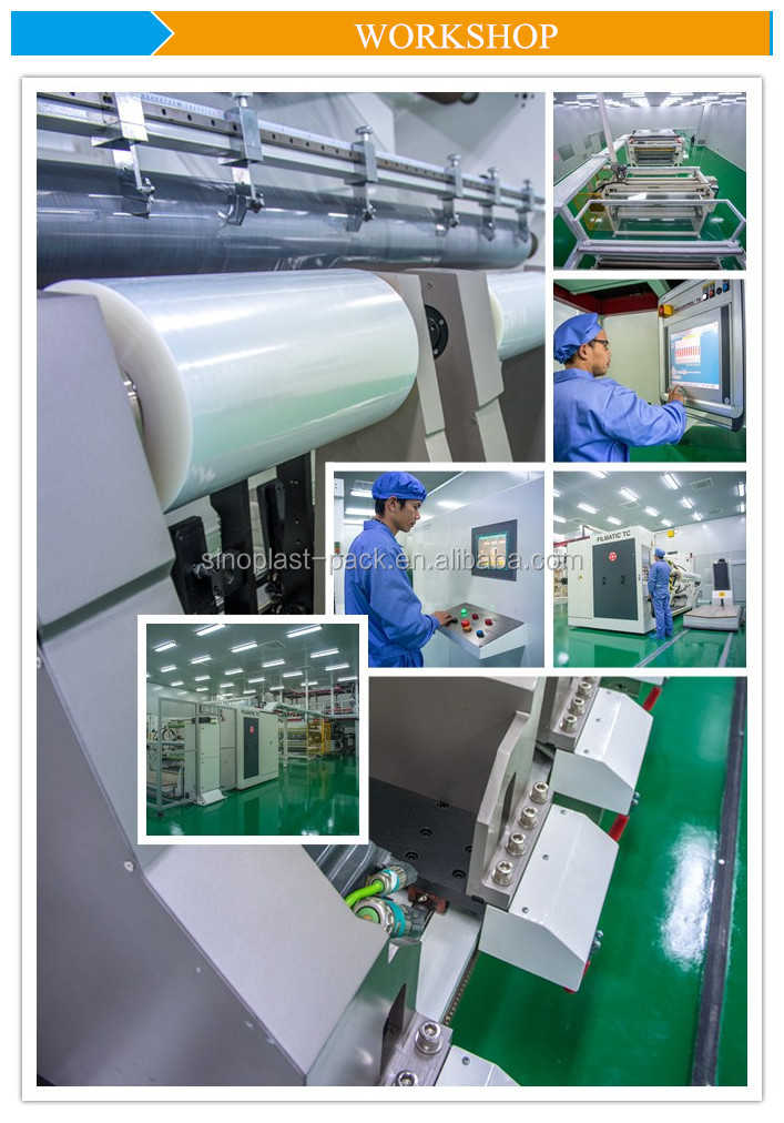 Hangzhou Zhongsu 11 Layer Co-exruded Pa Pe Vapor Barrier Film ...