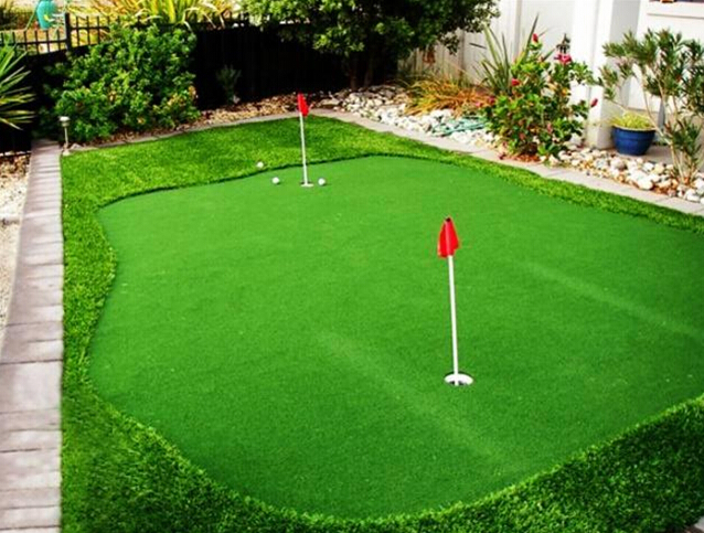 Artificial Turf Backyard Mini Golf Putting Greens Buy