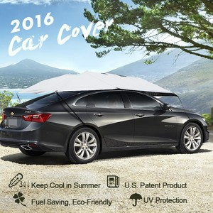 SUNCLOSE Factory customized umbrella with cheap cost car windshield roller sunshade car roof tent awning car parking cover