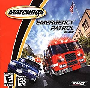 Matchbox Emergency Patrol