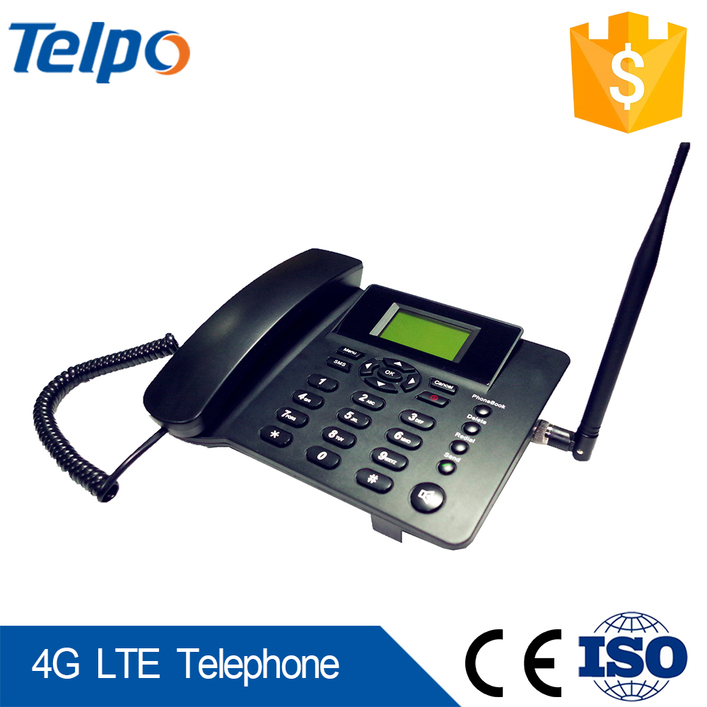 alibaba china high quality TD-LTE/TD-SCDMA 4G cordless landline phone