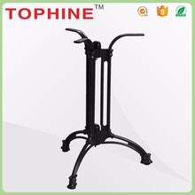 Chinese Furniture Outdoor Cast Iron Bar Height Table Leg