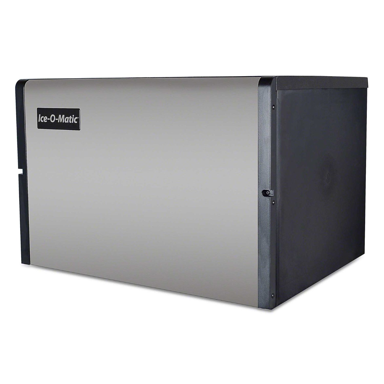 Ice-O-Matic ICEU300HW Water Cooled 356 Lb Half Cube Undercounter Ice Machine