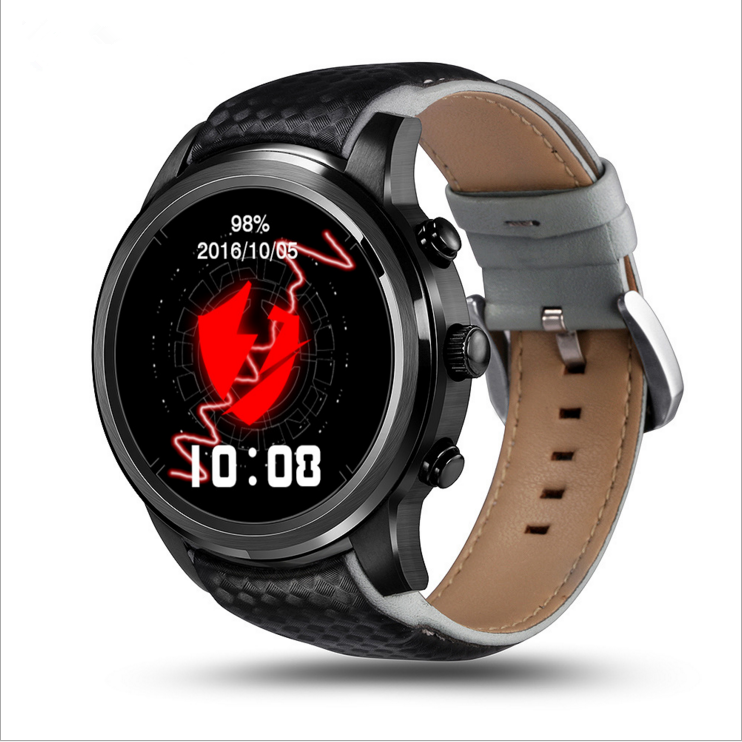 "Shenzhen Factory 1.39"" IPS OLED <strong>SIM</strong> 3G High Configuration WIFI Adult Sport Smart Watch"