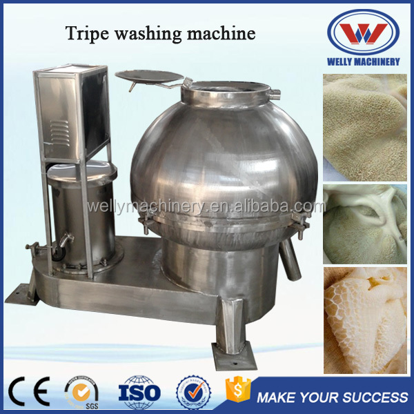 Factory price good performance tripe/beef omasum cleaning machine