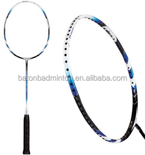 OEM and ODM full carbon firber badminton racquets