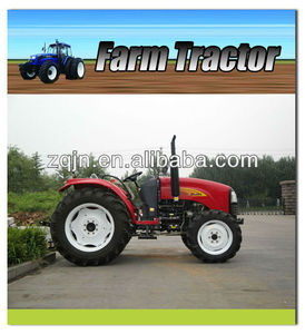 china hot 40hp 4WD farm tractor algeria