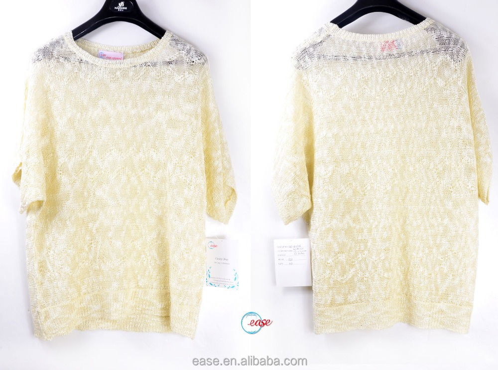fat women round neck raglan sleeve jumper sweater